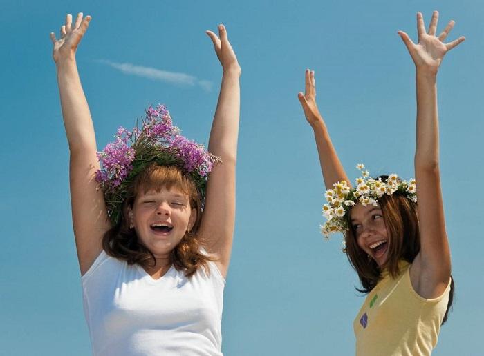 Счастье – это не просто дети, а счастливые дети. | Фото: vinnitsaok.com.ua