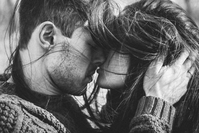 Счастье дышать с тобой одним воздухом... | Фото: damopedia.ru