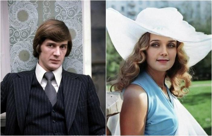 Их супружеская пара по праву считалась самой красивой семьей Советского Союза.