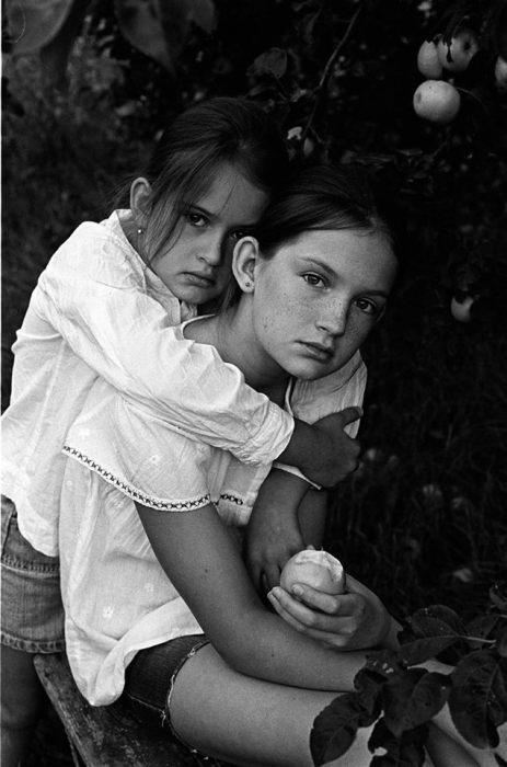 Милее и роднее чем сестра -  нет никого на свете. Автор фотографии:Ольга Агеева.