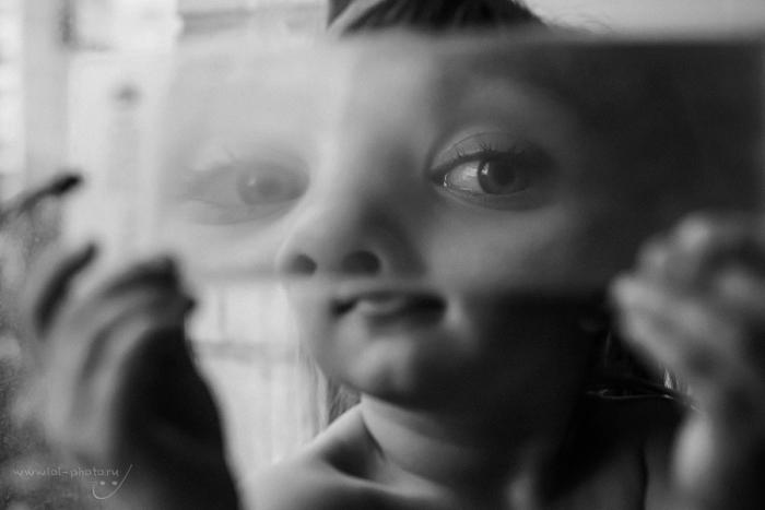 Взгляд малыша через призму времени. Автор фотографии:Ольга  Лебедева.