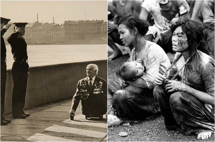 Снимки прошлого, от которых сжимается сердце.