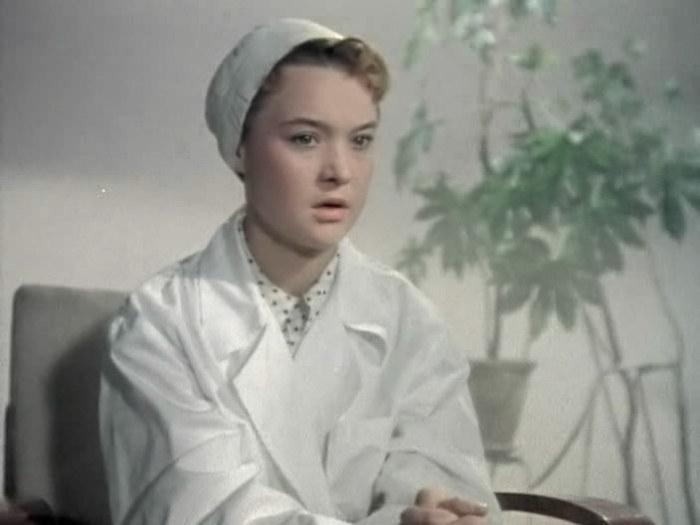 Гурченко в психологической драме сыграла Татьяну Балашову.   Фото: kino-teatr.ru