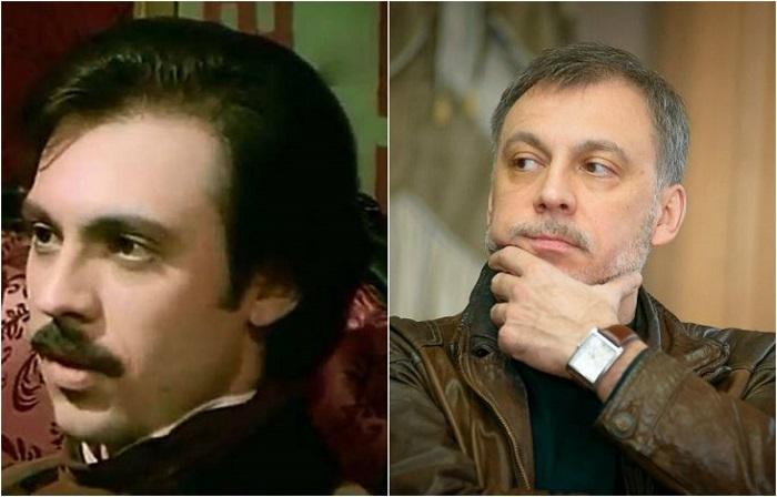 Снимается в кино с 1980-х годов, а прославился после «Петербургских тайн», где исполнил роль князя Шадурского.