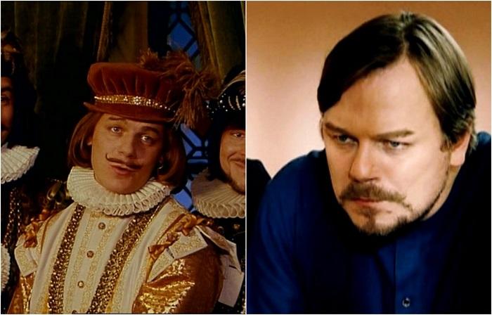 Снимается в кино с 1991 года, а в 1997 Сергей Виноградов сыграл роль графа де Келюса в сериале «Графиня де Монсоро».