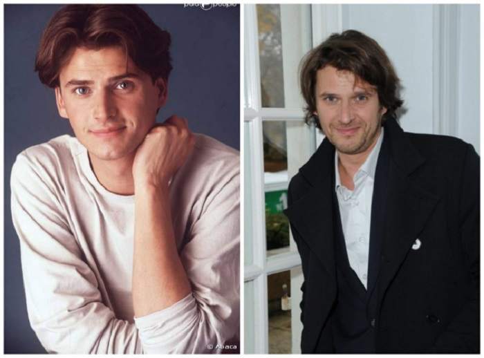 Французский актёр принимал участие во многих телесериалах, но самый известный из которых стал «Элен и ребята».
