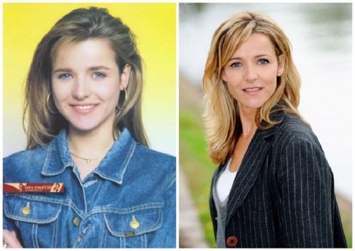 Лора до сериала работала декоратором-оформителем на съемочных площадках, однако роль в сериале принесла ей огромную популярность.