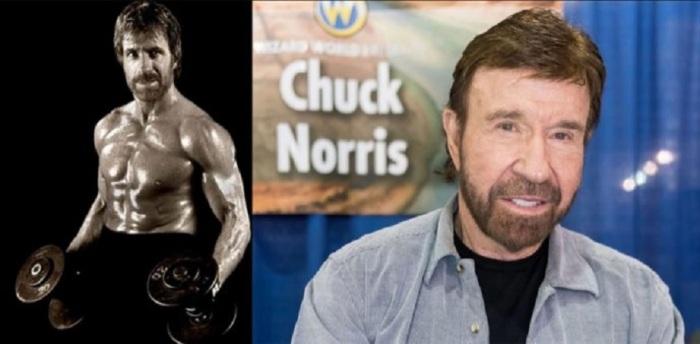 Американский киноактер и мастер боевых искусств остается верен своей бороде на протяжении многих лет.