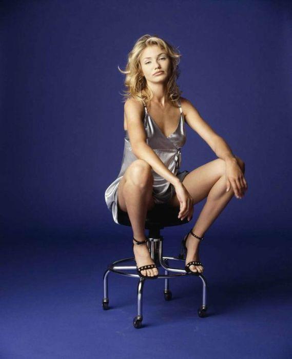 Американская актриса и модель показала свой вид усталости от собственной сексуальности.