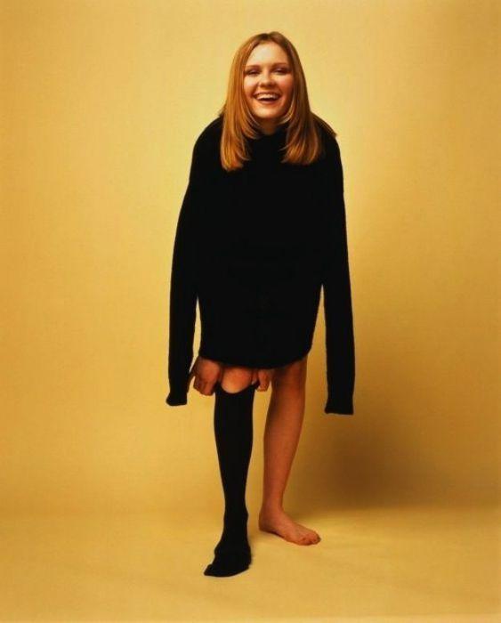 Американская актриса решившая показать в этом наряде свою идеальную фигуру.