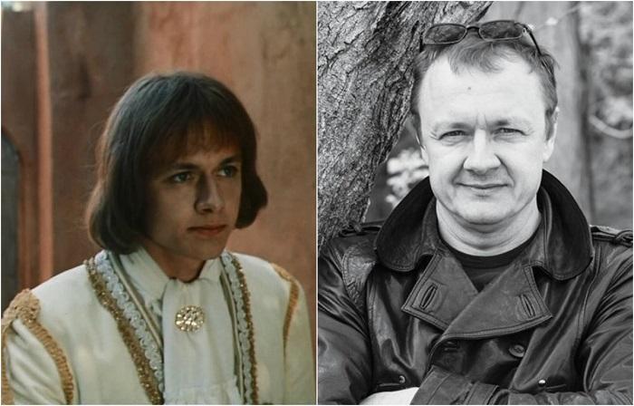 На экране советский актер театра и кино великолепно сыграл одну из главных мужских ролей сериала - гардемарина Никиту Оленева.