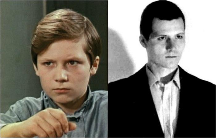 Юный актер, исполнивший главные роли в фильмах «Кортик» и «Бронзовая птица», позже стал криминальным авторитетом.