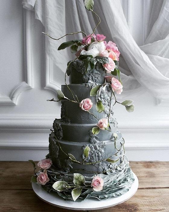 Торт с характером для молодых предпочитающих новые стандарты.