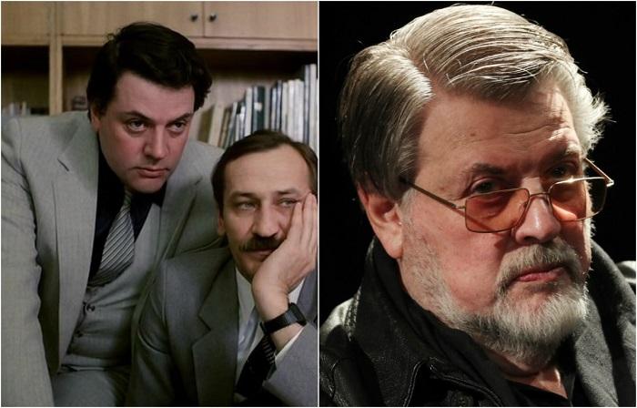 В популярной советской мелодраме любимый зрителями актер исполнил роль Мясоедова.