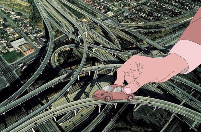 По дальним странам и бескрайним дорогам.