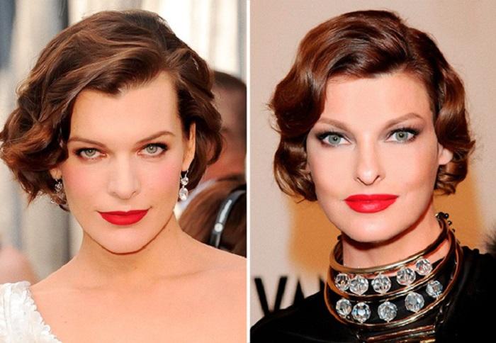 Сходство американской актрисы с одной из самых известный моделей 1990-х гг.