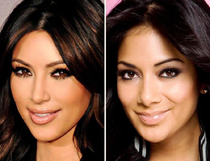 Сходство между скандальной светской львицей Ким и обычной девочкой из американской глубинки, которая получила место в музыкальной группе и не остановилась на достигнутом.