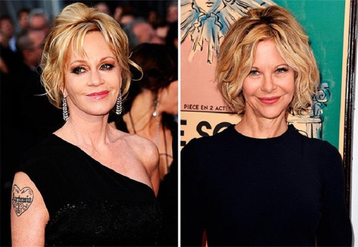 Пластика-фантастика: сходство американских актрис.