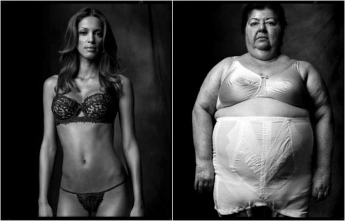 Контрастные снимки из проекта «Созданные равными».
