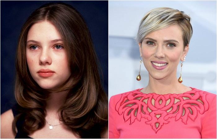 Голливудскую звезду назвали в честь героини «Унесенных ветром», а сцену вышла покорять в восемь лет.