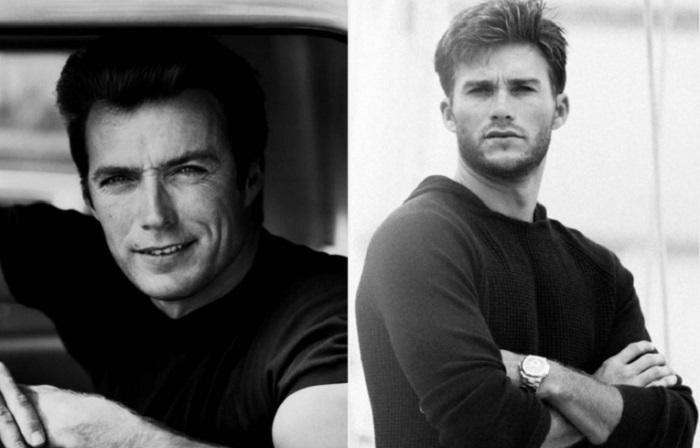 Сыновья знаменитостей, унаследовавшие внешность отцов.
