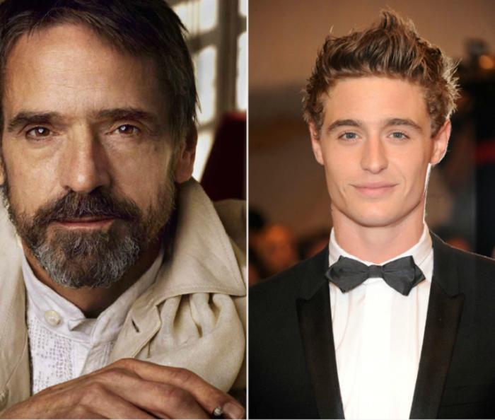 Один из самых востребованных британских актеров сумел передать своему сыну не только харизматичную внешность, но и актерский талант.