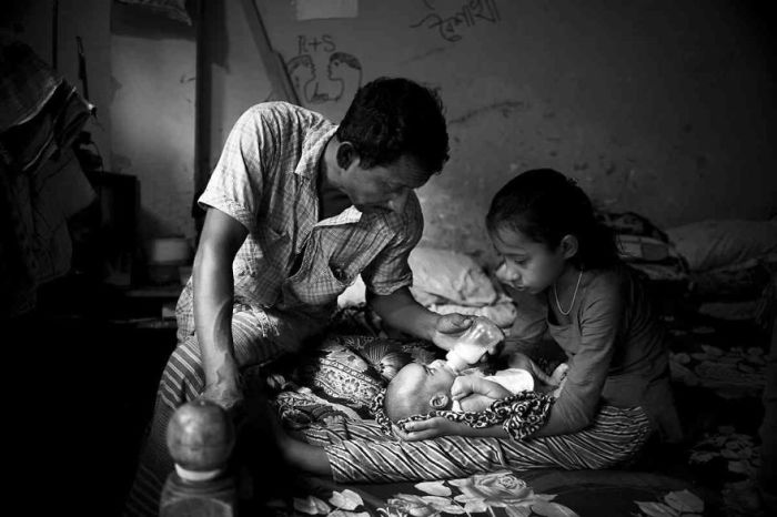 В Бангладеш. Автор фотографии: Фархана Актер (Farhana Akther).