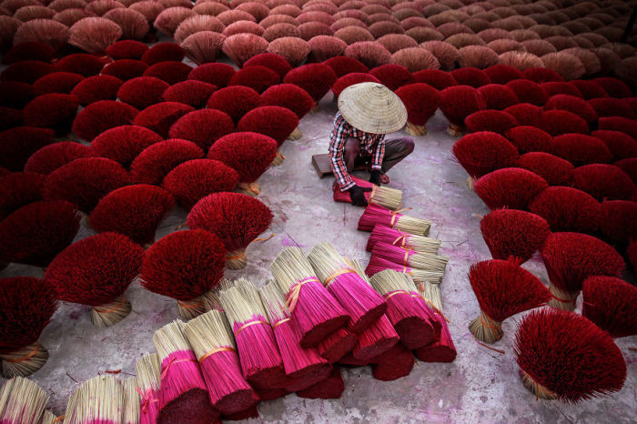Кванг Фу Кау, Вьетнам. Автор фотографии: Тран Туан Виет (Tran Tuan Viet).