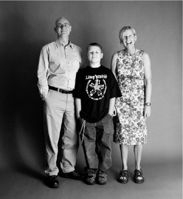 Август 2001 года.