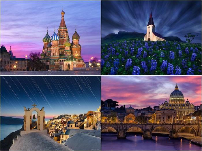 Обзор самых красивых соборов Европы.