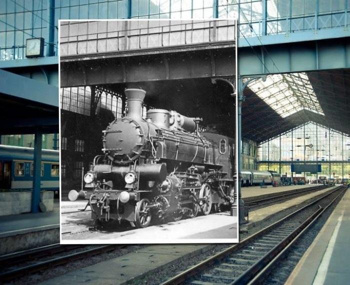 Вокзал был построен в 1877 году компанией Eiffel & Cie под контролем французского инженера Гюстава Эйфеля, в честь которого названа Эйфелева башня в Париже. 1936 – 2012 года.