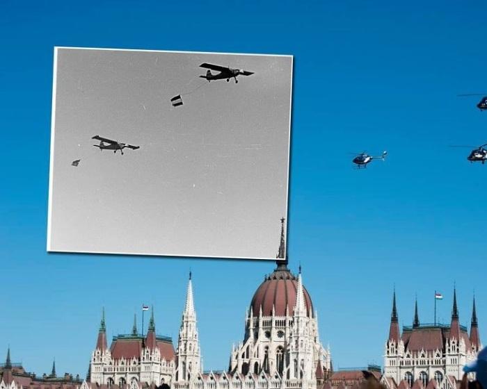 Служебные самолеты PZL-101 бороздят небесные просторы Будапешта. 1976 – 2011 года.