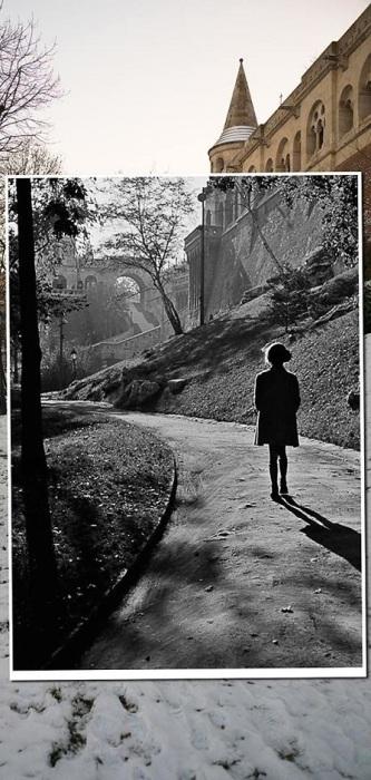Прогулка по окрестностям замка. 1942-2012 года.