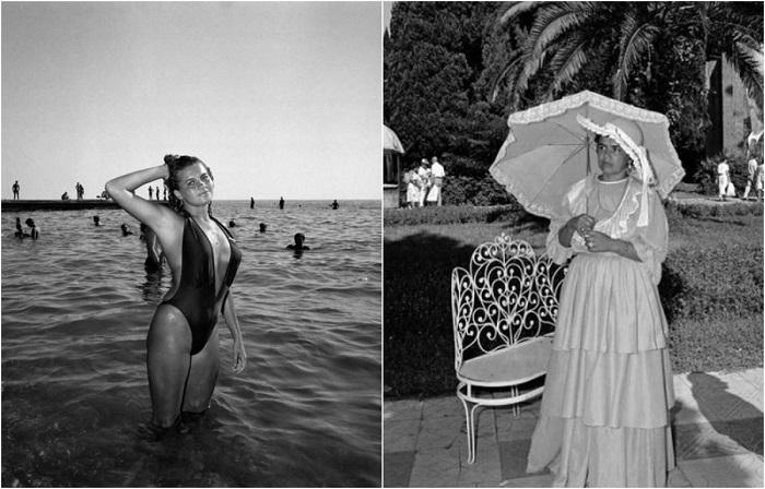 Черноморская фотоистория от Карла де Кейзера.