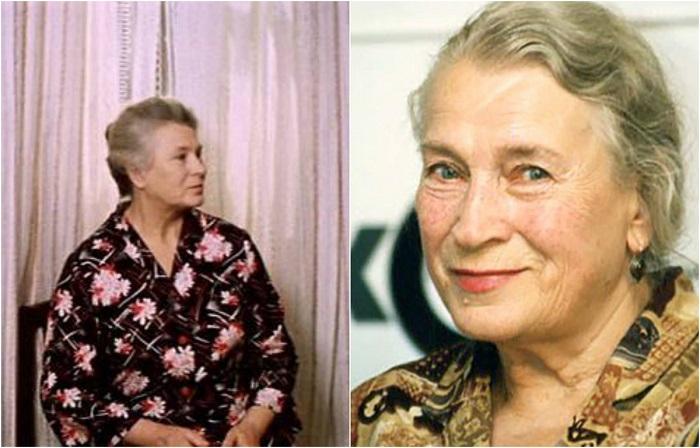 Королева эпизода выступила в образе мамы главной героини.