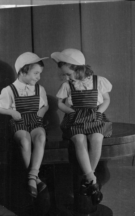 Мальчикам – шортики, а девочкам – юбочки!