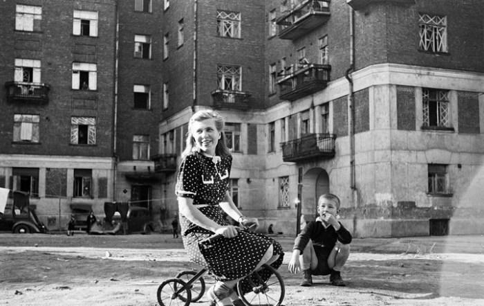 Урок езды на велосипеде - только для новичков!