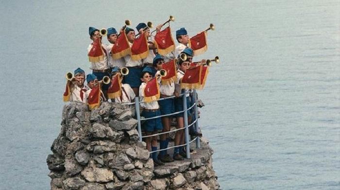 Крымский «Артек» - самый популярный детский пионерский лагерь на просторах Советского Союза.