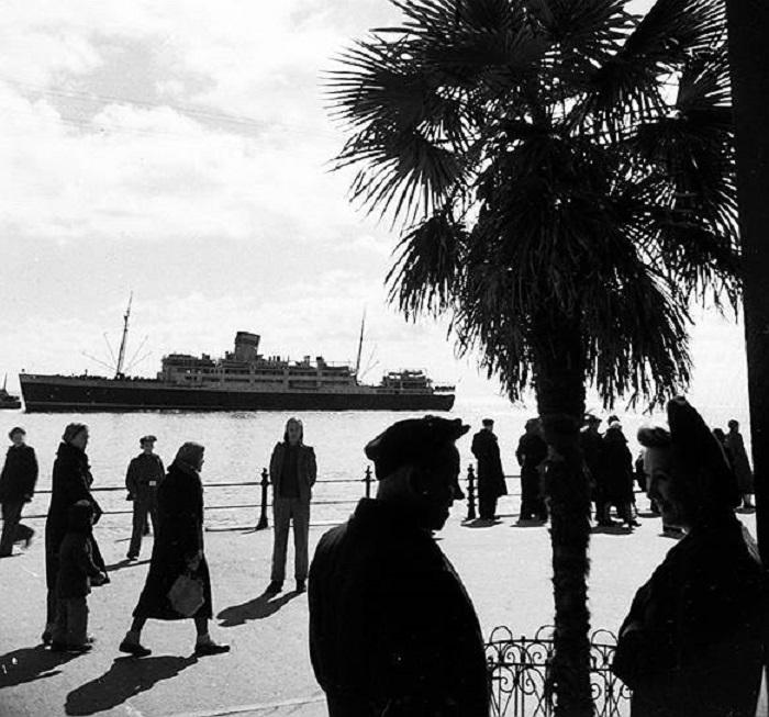 Крымский полуостров считался одним из главных мест для отдыха и туризма среди советских граждан.
