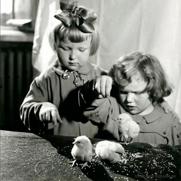 Советское детсво – счасливая пора для юного поколения.