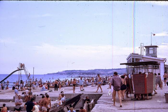 Самый протяжный пляж Одессы и находится он, ближе всех от центра.