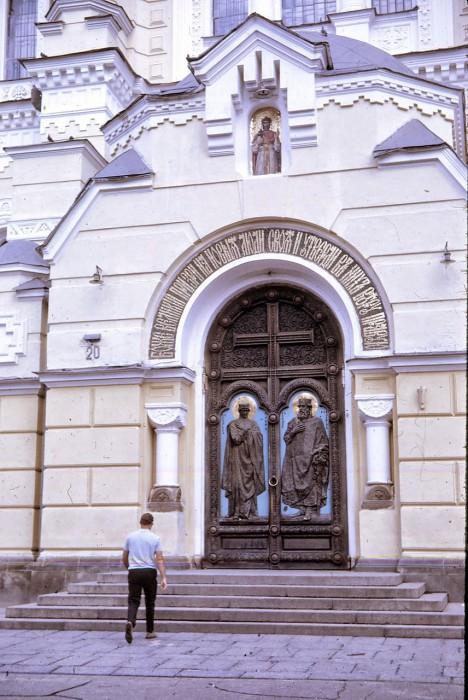 Монастырский комплекс ежегодно посещают тысячи людей со всей Украины и мира.