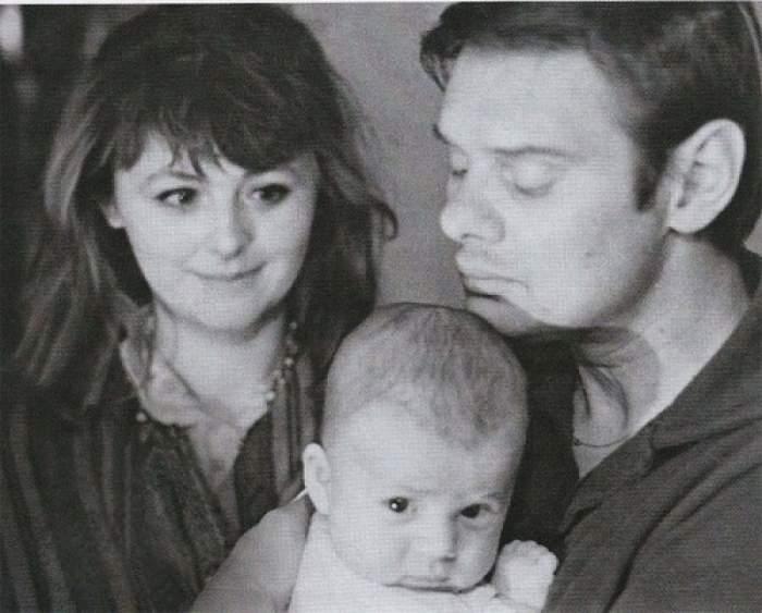 Наталья с сыном Андреем.