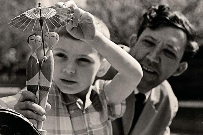 Максим Никулин, сын великого советского клоуна и актёра.