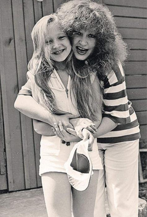 Примадонна с дочерью Кристиной Орбакайте.