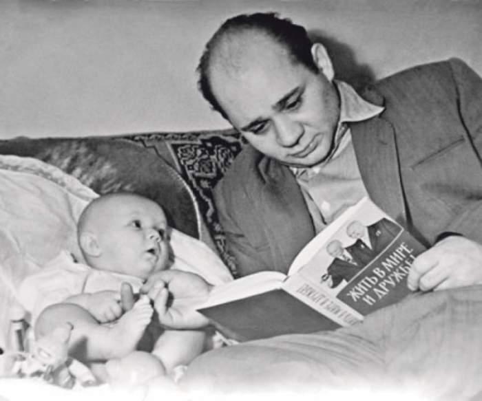 Андрей, сын великого советского артиста.