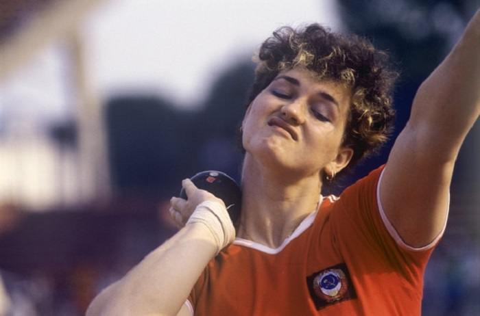 Наталья Лисовская — обладательница одного из самых старых мировых рекордов в истории легкой атлетики.