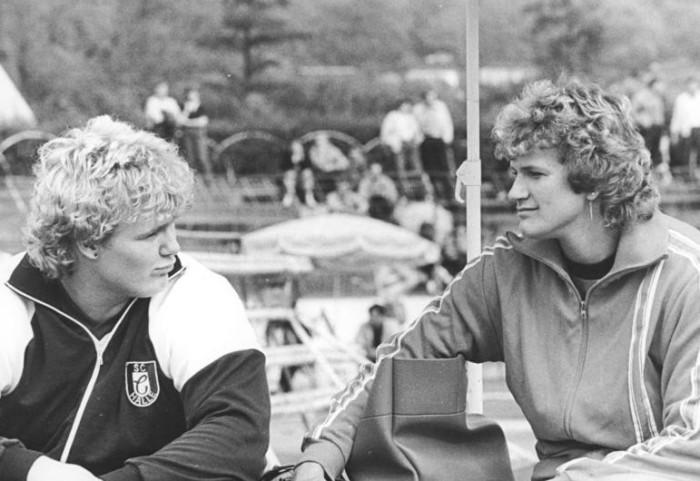 9 июля 1988 на турнире ГДР — Италия, проходившем в Нойбранденбурге, Габриэла Райнш установила новый мировой рекорд с результатом 76,80 метра.
