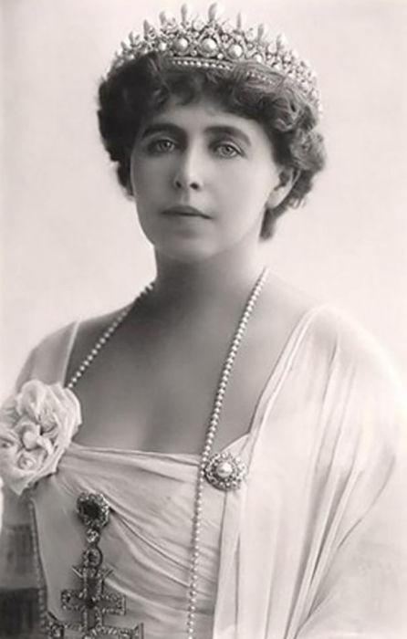 Королева Румынии.