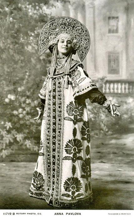 Русская артистка балета, одна из величайших балерин XX века.
